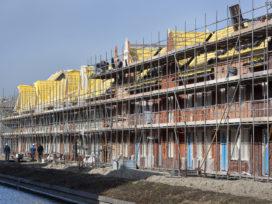 Druk op nieuwbouwmarkt grootst sinds 2005