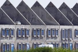'Productie huizen kan helft goedkoper'