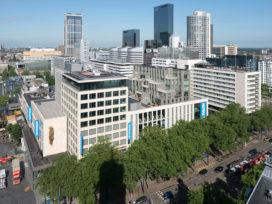 Deka koopt kantoorgebouw Cool63 Rotterdam