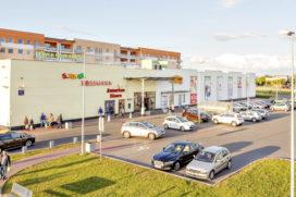 Arcona verhuurt supermarktruimte in Polen