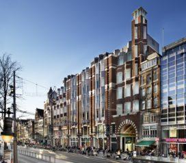 StiB Award 2017: Nowadays Amsterdam, alias Beurspassage
