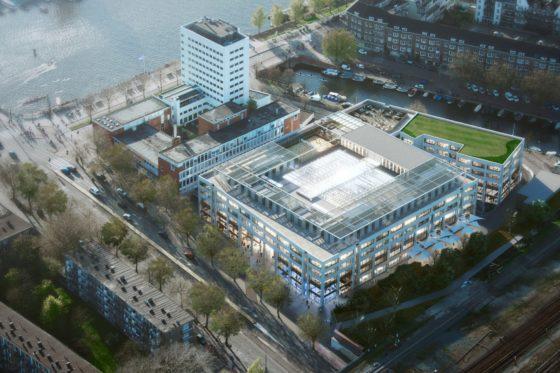 Corestate koper van Amsterdams Uber-kantoor