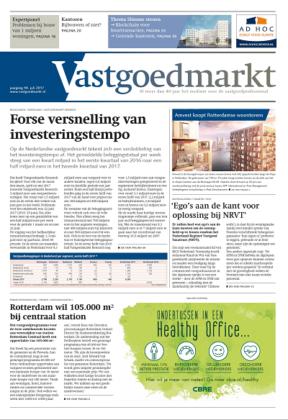 Beleggers thema Vastgoedmarkt september-editie