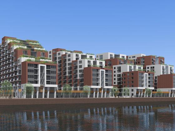 Den Haag levert grond Laakhaven-West aan NU
