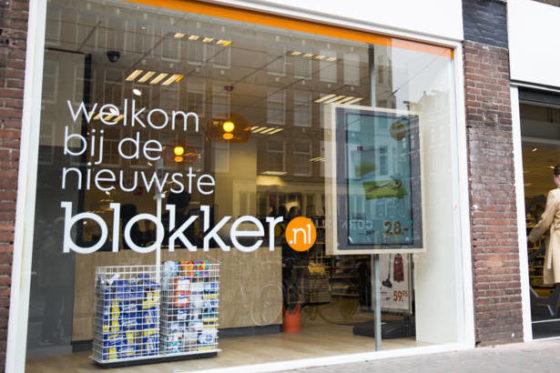 Nieuwe directie voor Blokker