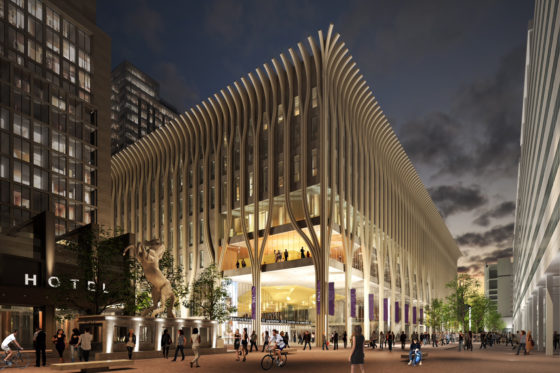 Haags cultuurcomplex kost 31 miljoen meer