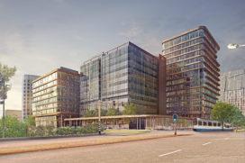 Prime yield kantoor Amsterdam naar 3,5 procent