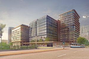 Oliver Wyman huurt 1.342 m2 kantoor in Atrium op Zuidas