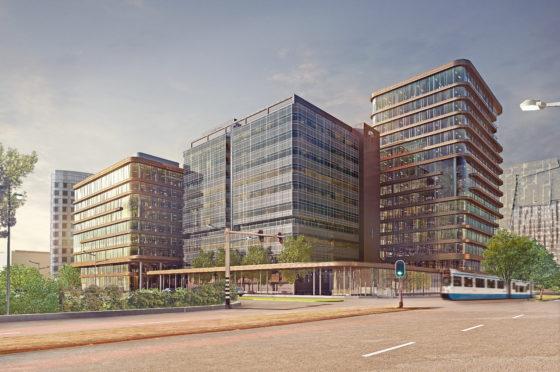 Huurgroei Nederlands vastgoed houdt aan