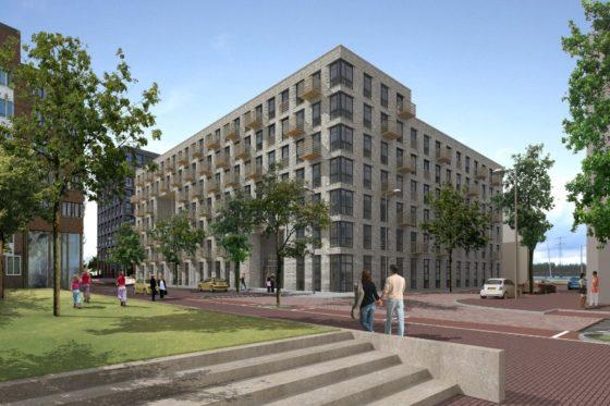 Verkoop nieuwbouwwoningen richting 35.000