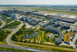 Industrial Real Estate Partners huurt op Schiphol-Centrum
