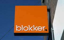 Directeur Blokker stapt op