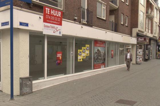 Leegstand winkelcentra biedt ruimte voor woningbouw