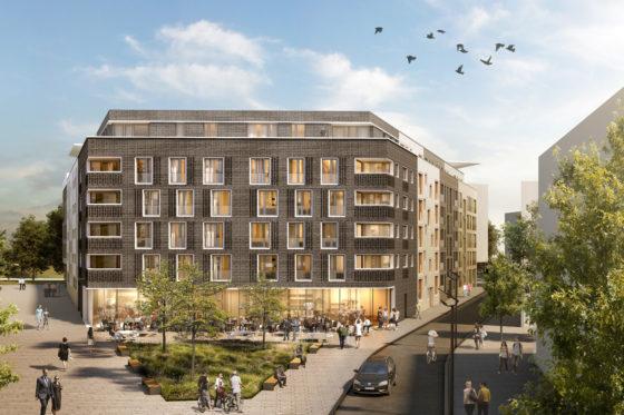 Catella koopt appartementencomplex Den Bosch