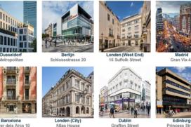 Bouwinvest investeert 100 miljoen in Europees Hines-fonds
