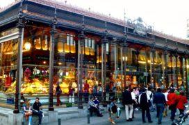 Redevco en Ares kopen Mercado San Miguel in Madrid
