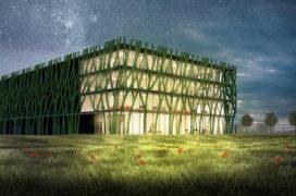 Team 4 ontwerpt Datacenter & Datalab Bytesnet Zernike Campus
