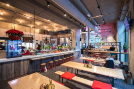 The Barn mikt op twintig restaurants