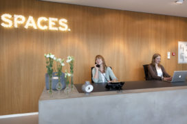 Forste stijging opname serviced office Amsterdam
