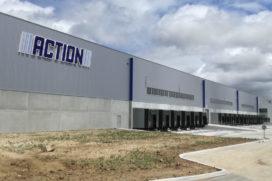 WDP verwerft distributiecentrum Action bij Toulouse