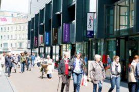 Een derde minder retailers failliet