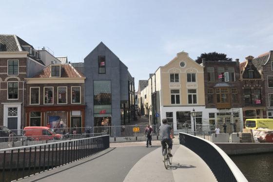 Amsterdamse expats huren in Leiden