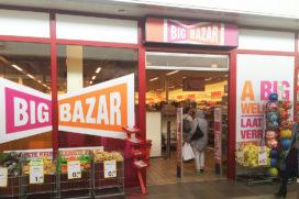 Big Bazar verwacht omzetgroei van 10 procent