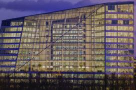 OVG studeert op Edge-gebouw in Eindhoven