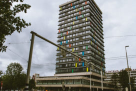 Studentenwoontoren Arnhem opent