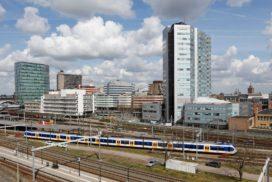 Kantorenaanbod Amsterdam daalt een vijfde