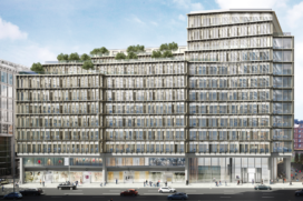 Deutsche tekent voor nieuwbouwkantoor Londen