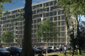 Appartementen in gemeentekantoor Utrecht