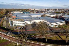 A.J.V. Logistiek huurt 5.000 m2 in Enschede