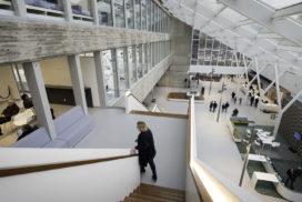 Tandheelkundegebouw Nijmegen gerenoveerd