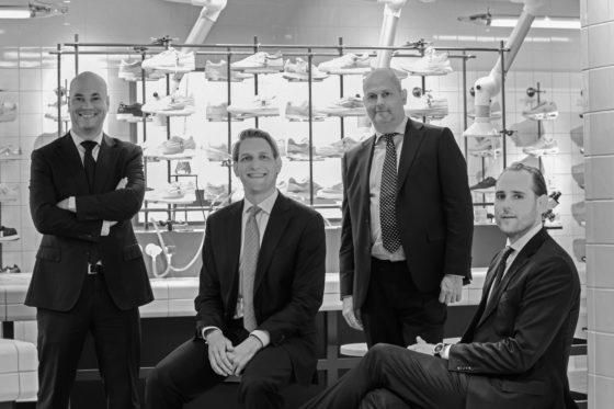 Vier nieuwe medewerkers City Real Estate