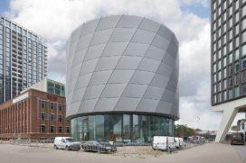 Nieuw leisureproject naast Eye-gebouw Amsterdam