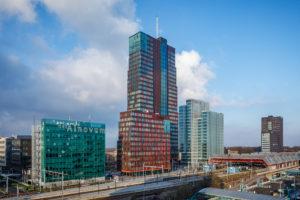 'Kantorenmarkt Almere naar structureel herstel'