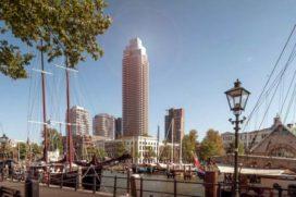 Groen licht voor hoogste gebouw Nederland