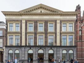 Zara in voormalige bibliotheek Zwolle