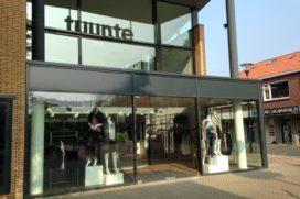 Sluiting helft winkels overgenomen Tuunte Fashion