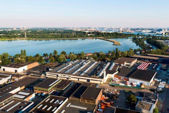 Woningbouw op locatie bedrijfscomplex Zaandam