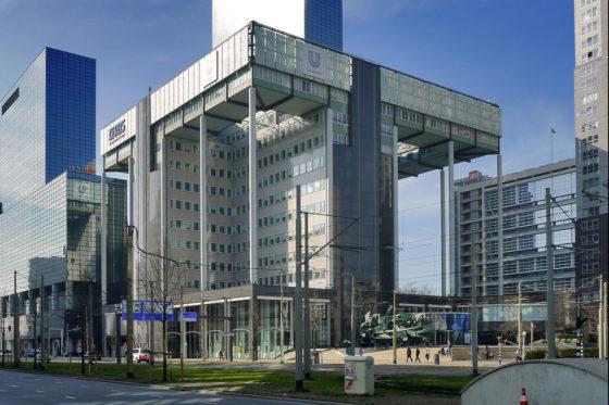 Unilever: wij blijven op Weena Rotterdam