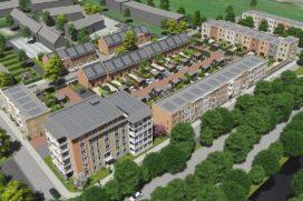 DSM vecht woningproject Parkrijk Rijswijk met succes aan