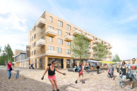 Akkoord over sport- en woningcomplex Vlaardingen