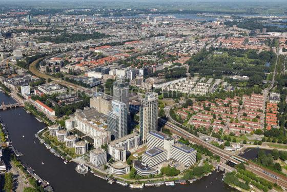 Herontwikkeling stationsgebied Amsterdam Amstel