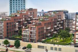 Altera verwerft 91 appartementen in Den Bosch