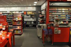 Uitgever VBK neemt boekwinkels Bruna over