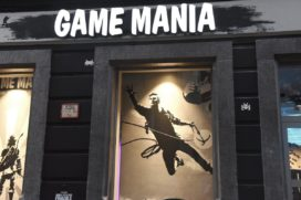 Nieuwe flagshipstores Game Mania in grote steden