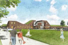 Startsein voor bouw winkelcentrum Hoog Dalem