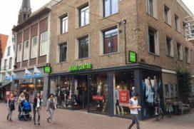 Jeans Centre naar centrum Helmond